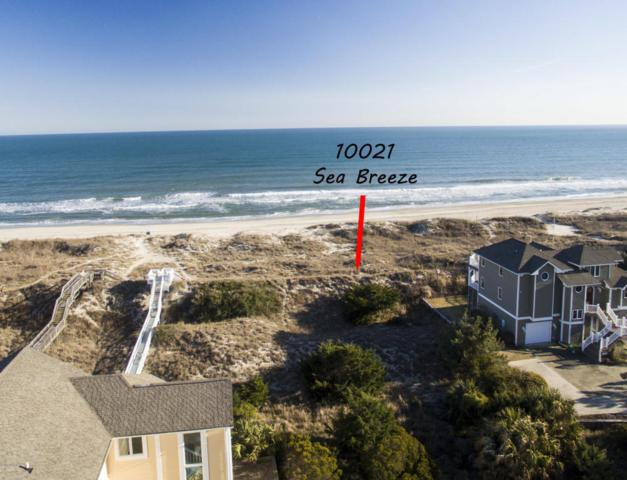 10021 Seabreeze Drive, Emerald Isle, NC 28594 (MLS #100109785) :: Harrison Dorn Realty