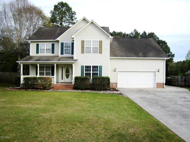 122 Batchelor Trail, Jacksonville, NC 28546 (MLS #100110174) :: RE/MAX Essential