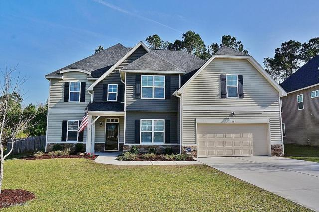 107 Stone Gate, Jacksonville, NC 28546 (MLS #100110185) :: The Oceanaire Realty