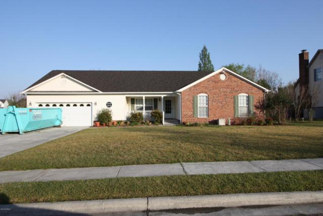 312 Richmond Drive, Jacksonville, NC 28540 (MLS #100110203) :: Harrison Dorn Realty