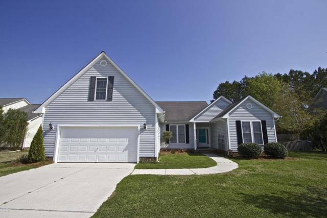 209 Bishopsgate, Jacksonville, NC 28540 (MLS #100110296) :: Harrison Dorn Realty