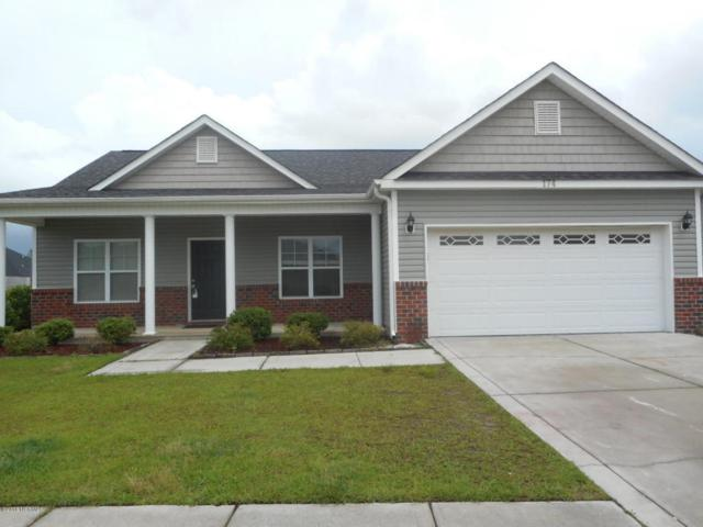 174 Moonstone Court, Jacksonville, NC 28546 (MLS #100110396) :: The Oceanaire Realty