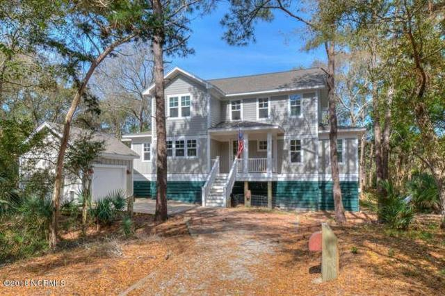 39 Dowitcher Trail, Bald Head Island, NC 28461 (MLS #100110398) :: RE/MAX Essential