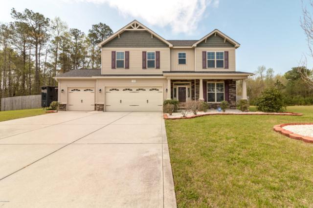 322 First Post Road, Jacksonville, NC 28546 (MLS #100110417) :: Harrison Dorn Realty