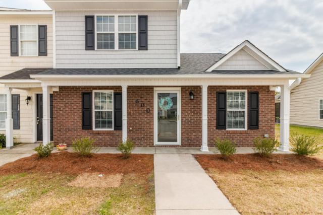600 Streamwood Drive, Jacksonville, NC 28546 (MLS #100110613) :: Harrison Dorn Realty
