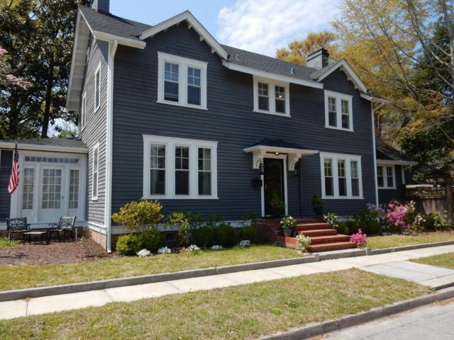 1721 Chestnut Street, Wilmington, NC 28405 (MLS #100110672) :: Century 21 Sweyer & Associates