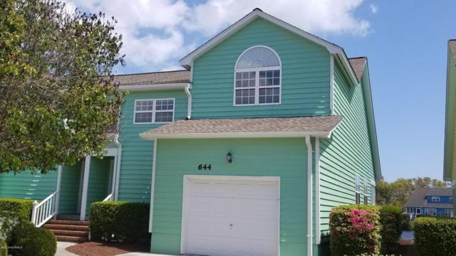 644 Settlers Lane, Kure Beach, NC 28449 (MLS #100110732) :: RE/MAX Essential