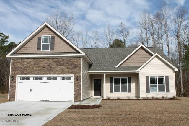 413 Belhaven Court, Holly Ridge, NC 28445 (MLS #100110733) :: Century 21 Sweyer & Associates