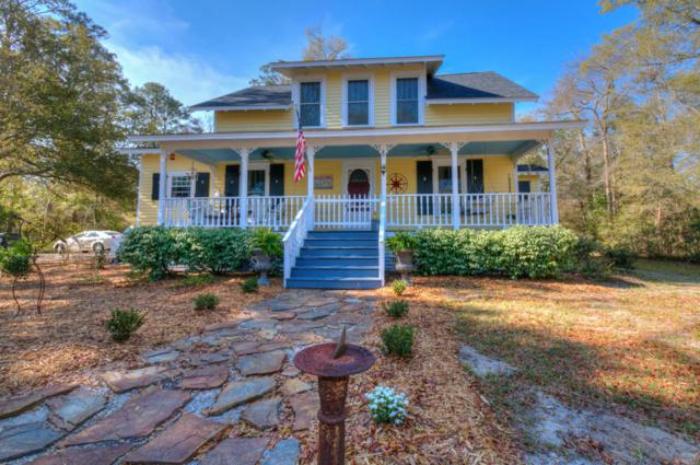 131 Yaupon Drive, Southport, NC 28461 (MLS #100110751) :: RE/MAX Essential