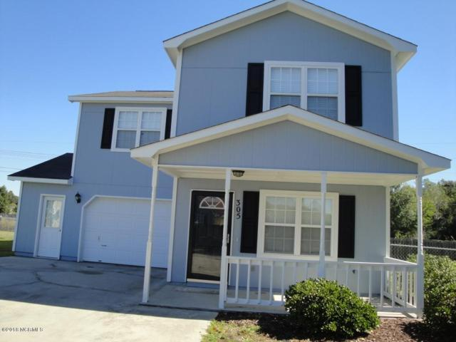 305 Fox Way S, Hubert, NC 28539 (MLS #100110776) :: Coldwell Banker Sea Coast Advantage