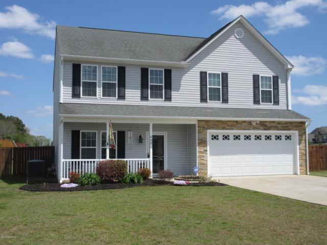 402 Esquire Drive, Richlands, NC 28574 (MLS #100110781) :: The Oceanaire Realty