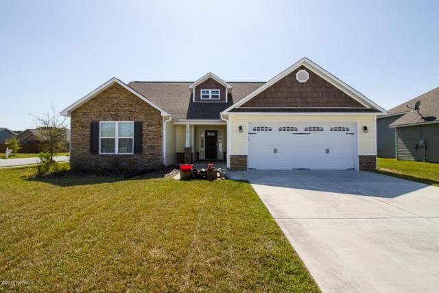 701 Radiant Drive, Jacksonville, NC 28546 (MLS #100110859) :: The Oceanaire Realty