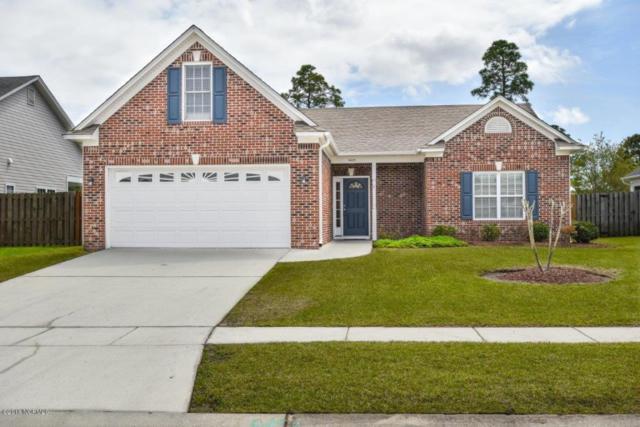 1405 Parkland Way, Leland, NC 28451 (MLS #100110999) :: Harrison Dorn Realty