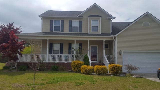 105 Pactolous Drive, Jacksonville, NC 28546 (MLS #100111041) :: Coldwell Banker Sea Coast Advantage