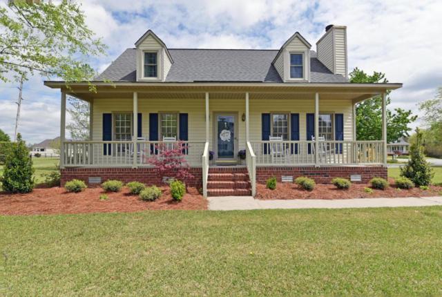586 Huff Drive, Winterville, NC 28590 (MLS #100111134) :: The Pistol Tingen Team- Berkshire Hathaway HomeServices Prime Properties