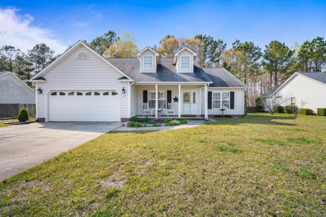 115 Farina Drive, Havelock, NC 28532 (MLS #100111148) :: Harrison Dorn Realty