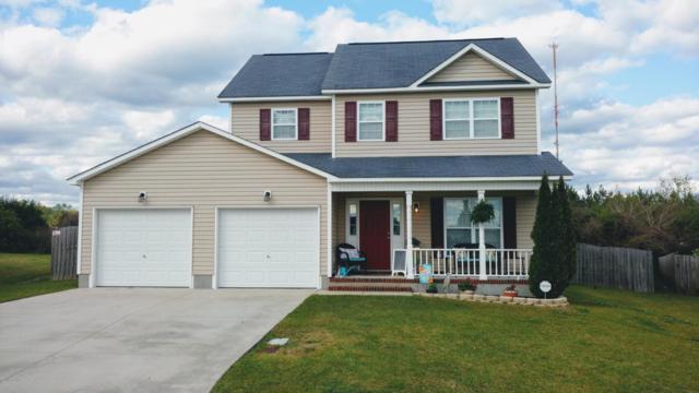 112 Indigo Drive, Maysville, NC 28555 (MLS #100111183) :: RE/MAX Elite Realty Group