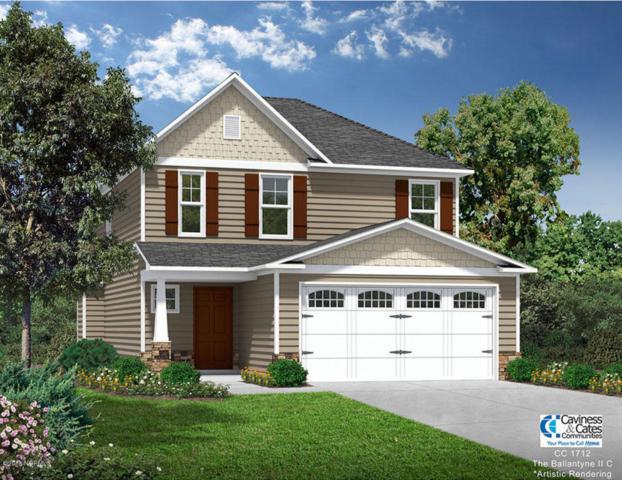 1401 Teakwood Drive, Greenville, NC 27834 (MLS #100111234) :: The Pistol Tingen Team- Berkshire Hathaway HomeServices Prime Properties