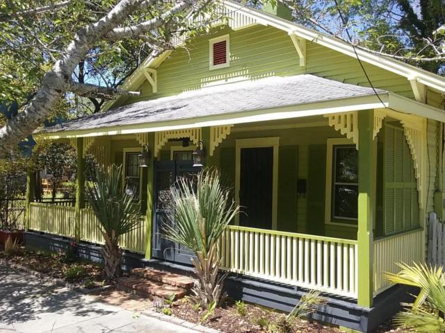 309 Queen Street, Wilmington, NC 28401 (MLS #100111266) :: Century 21 Sweyer & Associates