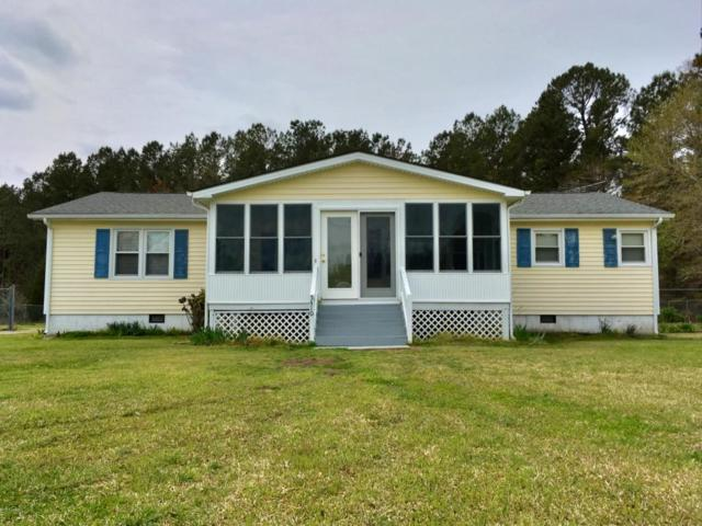 5410 Old Blounts Creek Road, Chocowinity, NC 27817 (MLS #100111277) :: The Pistol Tingen Team- Berkshire Hathaway HomeServices Prime Properties