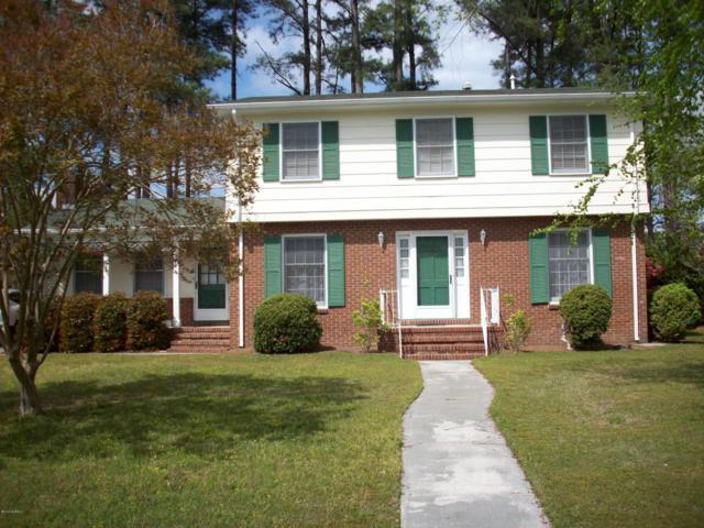 501 Roslyn Drive, Lumberton, NC 28358 (MLS #100111283) :: The Keith Beatty Team