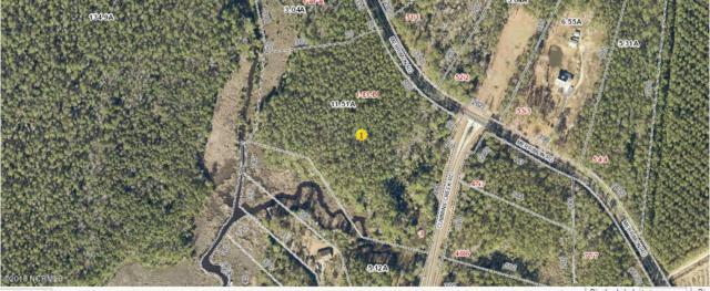 102 Cummins Creek Road, Beaufort, NC 28516 (MLS #100111355) :: Century 21 Sweyer & Associates