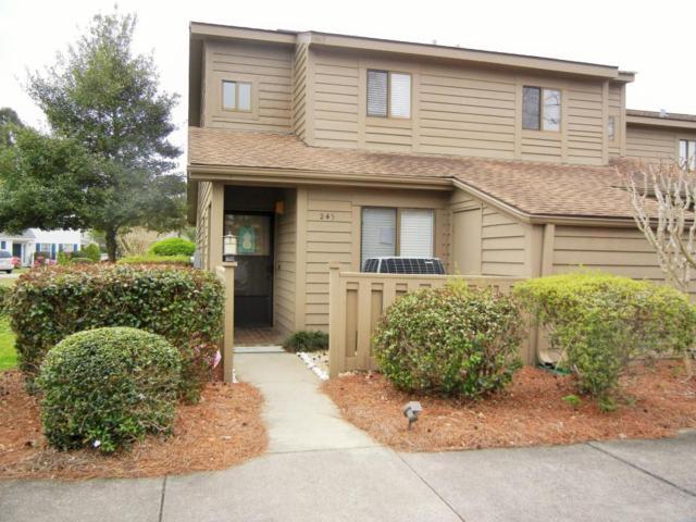 245 St James Court, Wilmington, NC 28409 (MLS #100111365) :: RE/MAX Essential