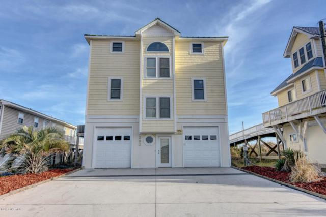 292 Seashore Drive, North Topsail Beach, NC 28460 (MLS #100111421) :: RE/MAX Elite Realty Group