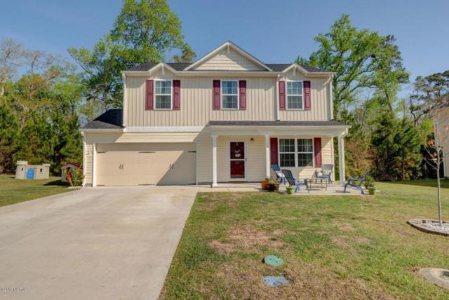 535 SE Sunset Point Drive, Bolivia, NC 28422 (MLS #100111687) :: Harrison Dorn Realty
