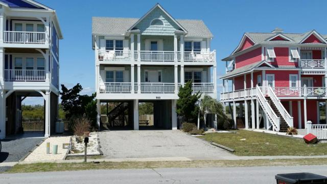 982 Ocean Boulevard W, Holden Beach, NC 28462 (MLS #100111689) :: RE/MAX Essential