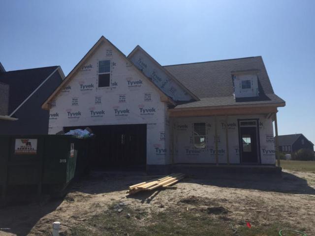 417 Lanyard Drive, Newport, NC 28570 (MLS #100111706) :: Harrison Dorn Realty