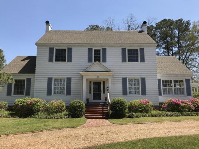101 Edgewater Drive, Washington, NC 27889 (MLS #100111744) :: Courtney Carter Homes