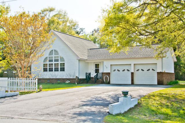 116 Lejeune Road, Cape Carteret, NC 28584 (MLS #100111747) :: Berkshire Hathaway HomeServices Prime Properties