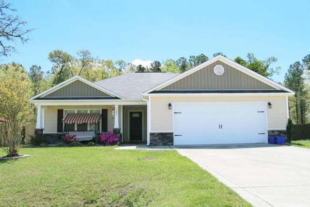 123 Braeburn Boulevard, Richlands, NC 28574 (MLS #100111782) :: RE/MAX Elite Realty Group