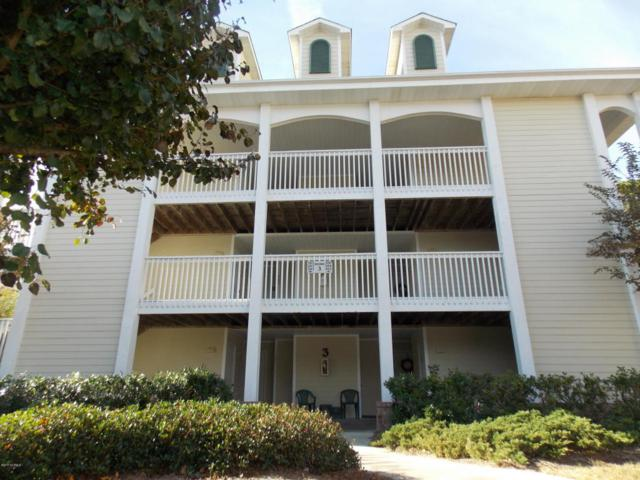 3350 Club Villa Drive SE #205, Southport, NC 28461 (MLS #100111787) :: The Oceanaire Realty