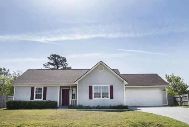 419 Dion Drive, Hubert, NC 28539 (MLS #100111789) :: RE/MAX Elite Realty Group