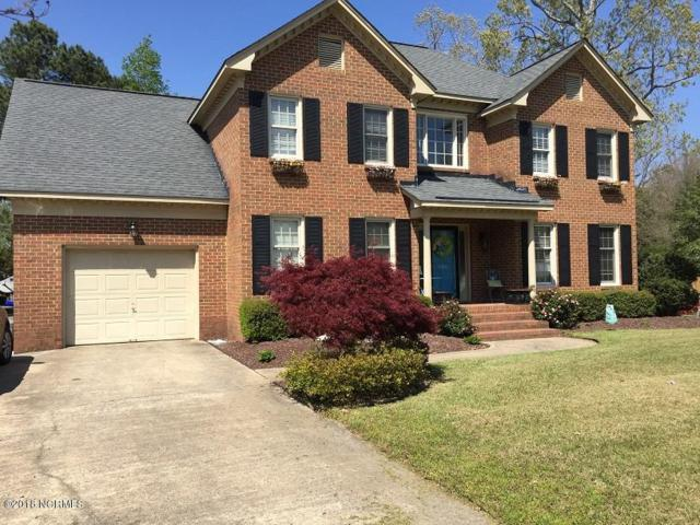 1605 Woodwind Drive, Greenville, NC 27858 (MLS #100111797) :: The Pistol Tingen Team- Berkshire Hathaway HomeServices Prime Properties