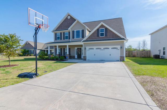 703 Appling Court, Jacksonville, NC 28546 (MLS #100111810) :: The Oceanaire Realty