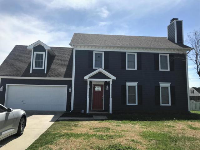 127 Plantation Boulevard, Jacksonville, NC 28540 (MLS #100111817) :: The Pistol Tingen Team- Berkshire Hathaway HomeServices Prime Properties