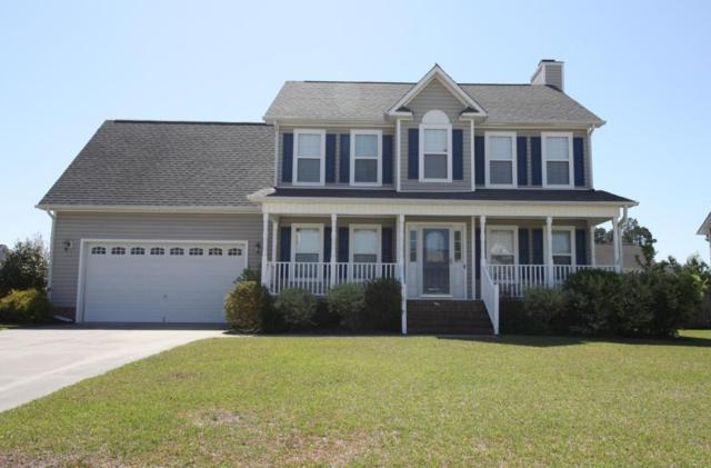 110 Runnymeade Drive, Jacksonville, NC 28540 (MLS #100111830) :: The Oceanaire Realty