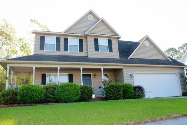 106 Shell Lane, Jacksonville, NC 28546 (MLS #100111852) :: The Keith Beatty Team