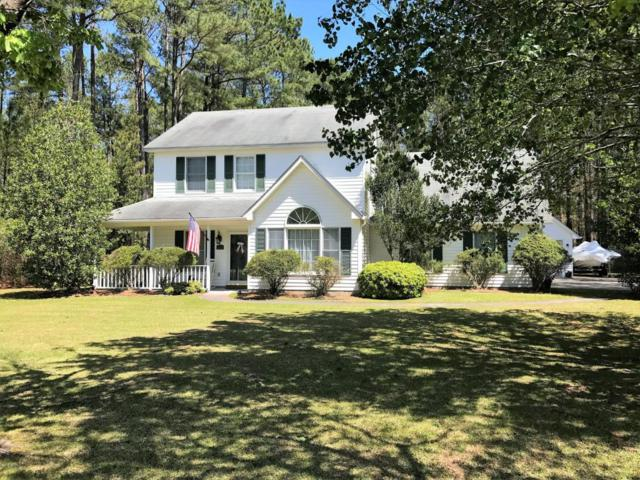 212 Seven Seas Drive, Havelock, NC 28532 (MLS #100111921) :: RE/MAX Elite Realty Group