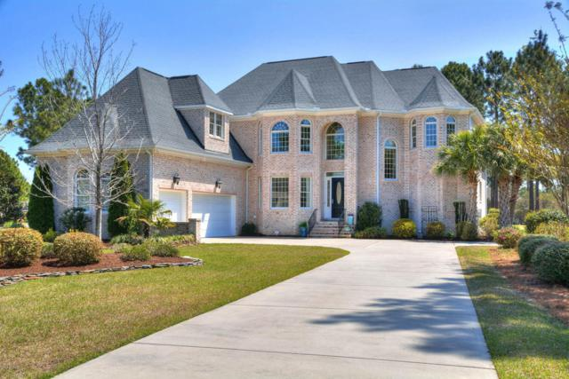 3871 Ridge Crest Drive Drive, Southport, NC 28461 (MLS #100112008) :: The Oceanaire Realty