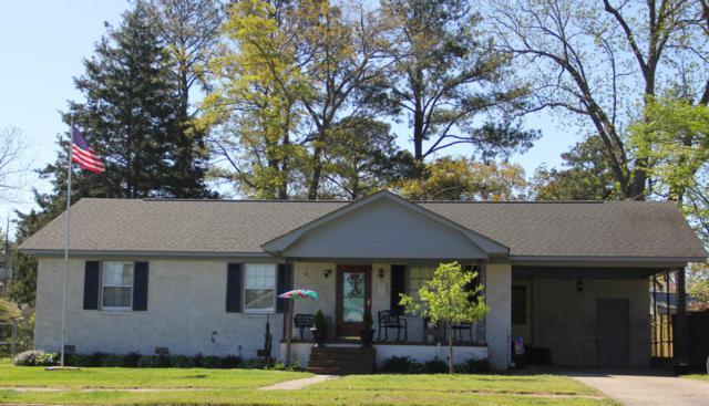6687 East Wilson Street, Fountain, NC 27829 (MLS #100112037) :: Berkshire Hathaway HomeServices Prime Properties