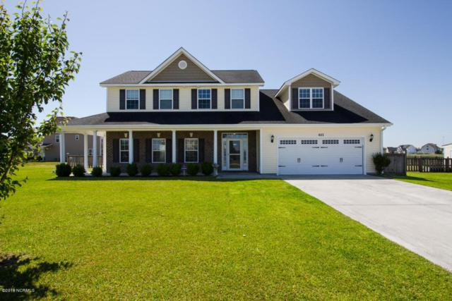 401 Fawns Creek Chase, Jacksonville, NC 28540 (MLS #100112104) :: RE/MAX Elite Realty Group