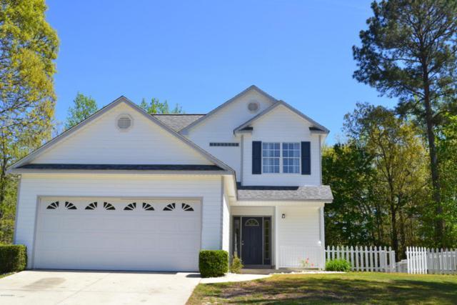 128 Lee K Allen Drive, Havelock, NC 28532 (MLS #100112114) :: Harrison Dorn Realty