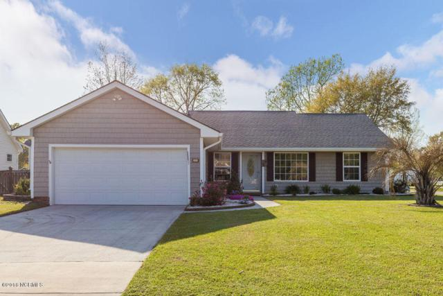 300 Whirlaway Boulevard, Sneads Ferry, NC 28460 (MLS #100112120) :: RE/MAX Elite Realty Group