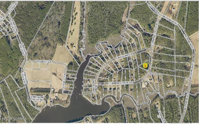 120 Cummins Creek Road, Beaufort, NC 28516 (MLS #100112151) :: Century 21 Sweyer & Associates