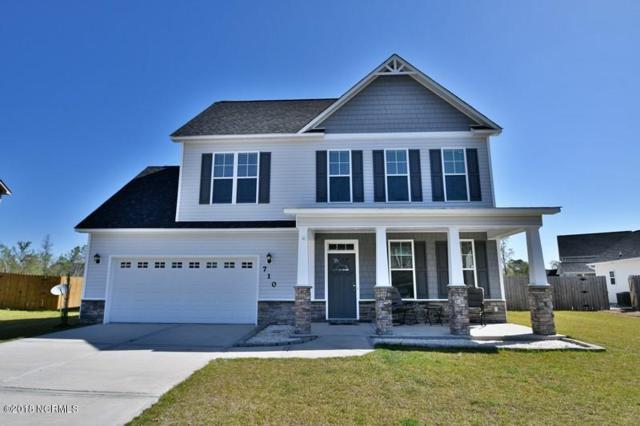 710 Ashley Meadow Lane Lane, Jacksonville, NC 28546 (MLS #100112246) :: The Oceanaire Realty