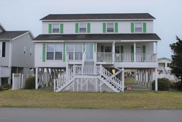 138 Brunswick Avenue E, Holden Beach, NC 28462 (MLS #100112301) :: RE/MAX Essential